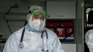 В России фиксируют рост заболеваемости коронавирусом и ужесточают санитарные меры против COVID 19