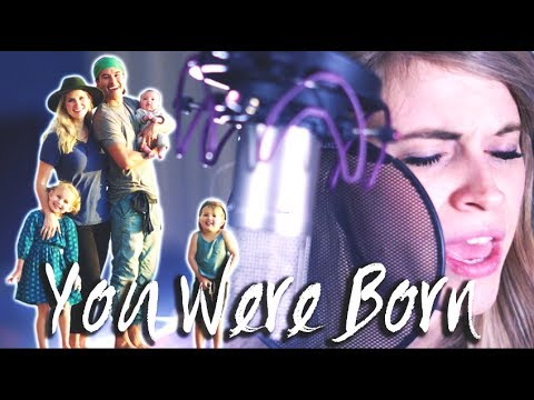 You Were Born - Kelsey Edwards + The Bucket List Family // Baby Cali // INSPIRATIONAL!