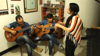 La Montera (Bambuco) Rosa Ocampo y Aires de Mi tierra