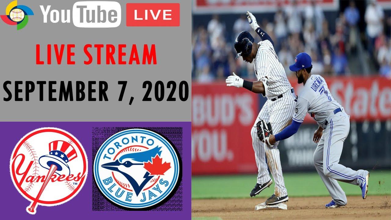 Yankees vs. Blue Jays - Game Recap - September 7, 2020 - ESPN