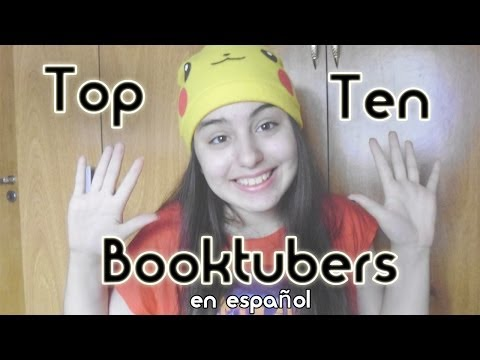 Top 10 | Booktubers (en español) | Naty Flor