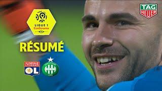 Olympique Lyonnais - AS Saint-Etienne ( 1-0 ) - Résumé - (OL - ASSE) / 2018-19