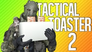 TACTICAL TOASTER 2: ELECTRIC BOOGALOO | Ghost Recon Breakpoint