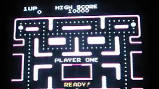Ms. Pac Man for the NES
