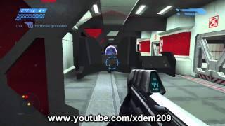 Halo: Combat Evolved Anniversary Graphics Comparison Classic Vs Remastered Xbox 360 HD