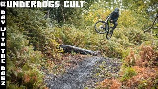 Underdogs Cult // BBQ & SHRED SESSION // Day with the dogz