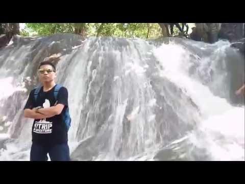 Air Terjun Batu Raja di Kecamatan Galis - Kabupaten Bangkalan
