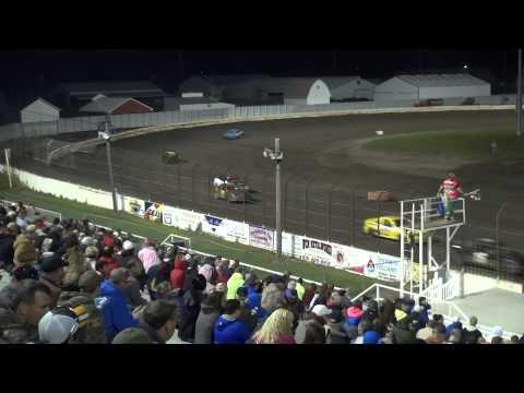 Shiverfest Sport Compact Heats Lee County Speedway 10/25/14