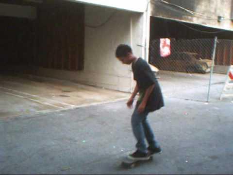 Thomas Stiles Skate Promo Movie