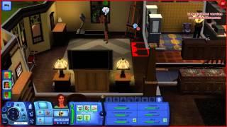 let's Play Sims3 все возрасты 48 Радужник
