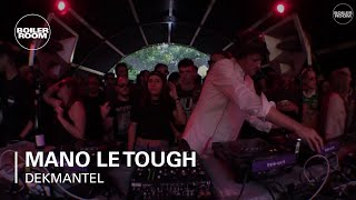 Mano Le Tough Boiler Room x Dekmantel Festival DJ Set