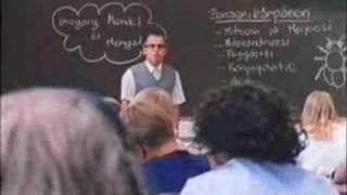 Kummeli - Speedy ja saku: biologian tunti
