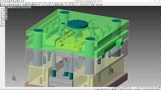 VISI Modelling - Produktvideo ''Simulation von Bewegungsabläufen''