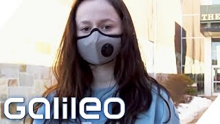 Ein Leben mit Geruchsallergie | Galileo | ProSieben