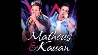 03 - Ciumento Mesmo -  Matheus & Kauan - Ao Vivo no Villa Mix  - 2014