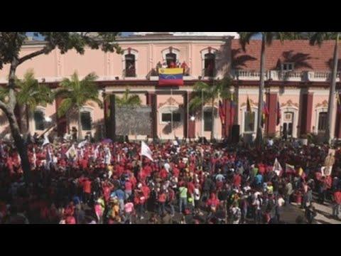 Maduro pide que misión de la Naciones Unidas supervise los comicios legislativos
