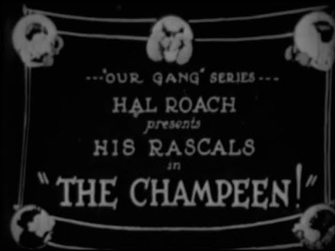 The Champeen! (1923)