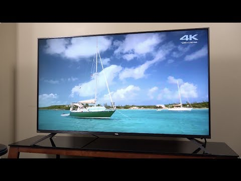 The New TCL 6-Series 4K HDR TV on National Cut The Cord Day!