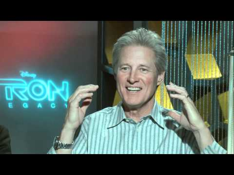 Tron: Legacy  Exclusive: James Frain and Bruce Boxleitner