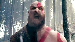 PLAYSTATION 4 Commercial GOD OF WAR 4, SPIDERMAN PS4 2017