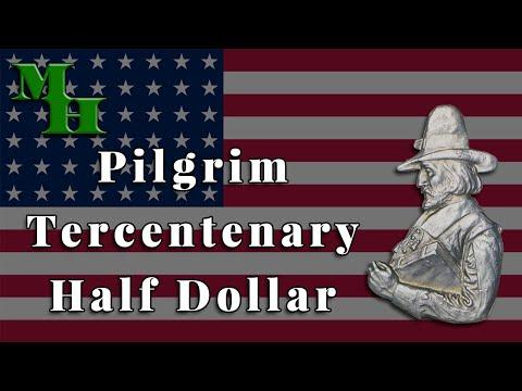 History Of The Pilgrim Tercentenary Half Dollar
