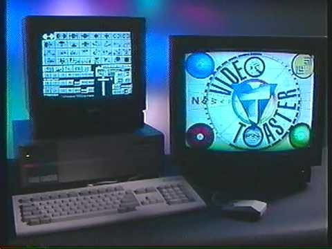 Revolution: the Video Toaster and the Amiga computer  (Part 1)