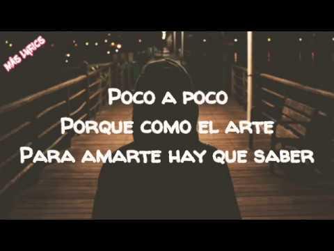 Poco A Poco (Letra) – Luis Fonsi/ VIDA