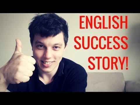 English Success Story **Very Inspiring!!**