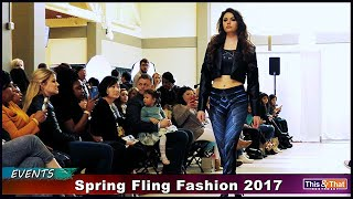 Spring Fling Fashion Show by Kahini Fashion