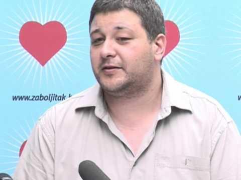 Sarajevo   Tarik Kapetanovic, voditelj social media tima NSRZB, Ideja za BoljitakUp je zapocela prije mjesec dana, izjava 00 53