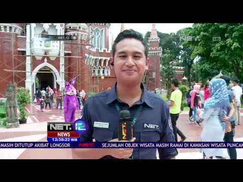 Live Report Istana Anak-Anak TMMI - NET 12