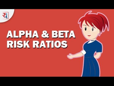 What is Alpha and Beta Risk? Alpha vs Beta as Investment Risk Ratios | Investing for Beginners