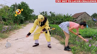 Try Not To Laugh 🤣 🤣 Top New Comedy Videos 2020 - Episode 31 | Sun Wukong