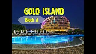 Sentido Gold Island hotel 5* (BLOCK A), TURKEY ALANYA