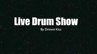 Michael Jackson - Smooth Criminal - Live Drum Show By Drimmi Kics