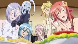 AMV Monster Musume Ecchi