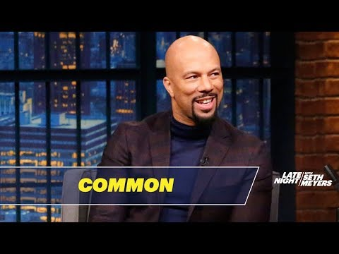 Common and Chance the Rapper's Grandmas Were Friends