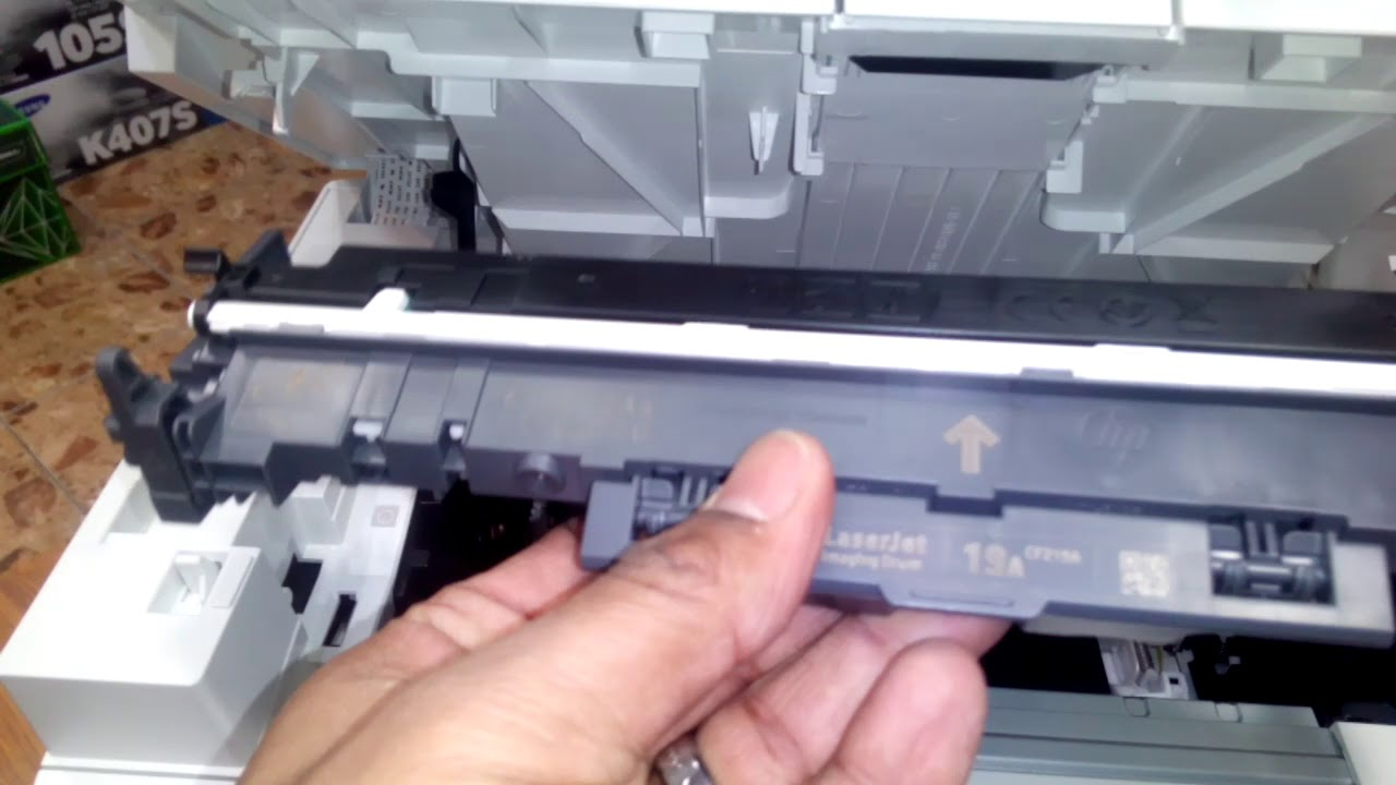 HP Laserjet Printer M130a,130nw Review & replacing Toner cartridge