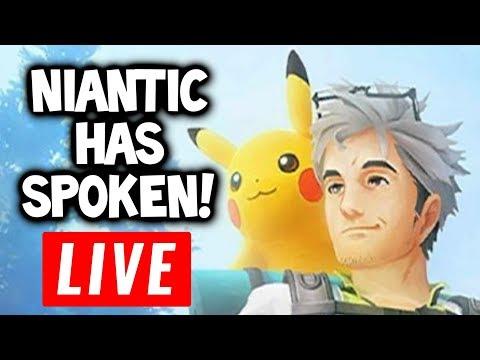 POKÉMON GO DEV TALK: How *QUESTS & MEW* Work in Pokémon GO! [Pokémon GO LIVE VOD]