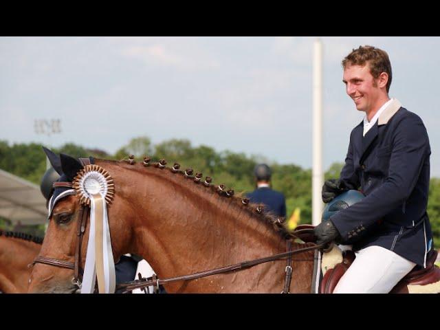 Arnaud Doem, cavalier 4 étoiles.