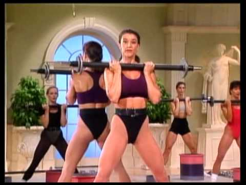 The FIRM 'Tortoise'  Classic DVD Workout