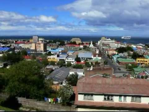 South America - Punta Arenas , Chile - Travel Video