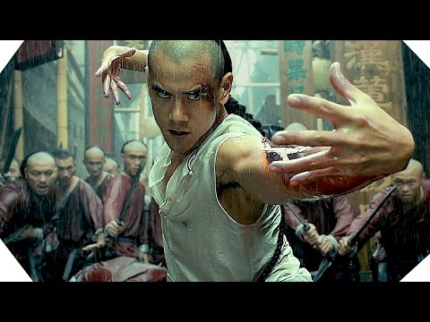 RISE OF THE LEGEND Trailer (Martial Arts MOVIE - 2016)