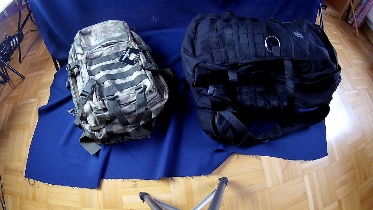 rucksack 50 liter test