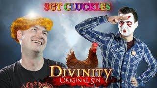 Divinity Original Sin: Sgt Cluckles (Part 4) Team Double Dragon