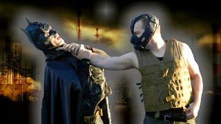 BANE vs BATMAN