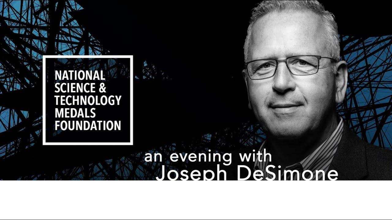 An Evening with Joseph DeSimone via NSTMF