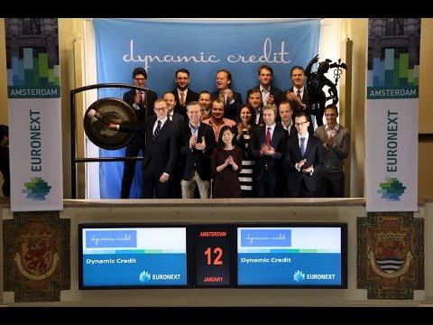 Dynamic Credit visits Beursplein 5