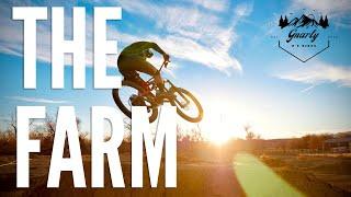 A DAY AT THE FARM!! Colorado Springs secret jump park!