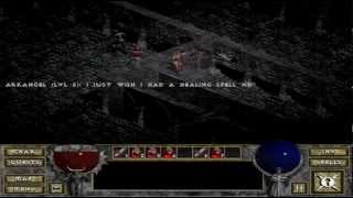 Diablo: Hellfire Multiplayer Gameplay